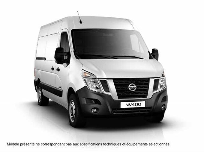 Nissan NV400 N-CONNECTA L2H2 DCI 135 3T5