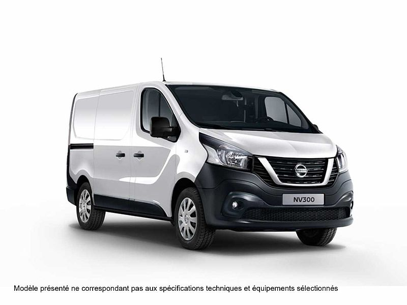 Nissan NV300 FOURGON N-CONNECTA L1H1 DCI 145 S/S DCT 2T8